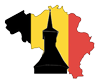 Locașuri de cult ortodoxe române în Belgia